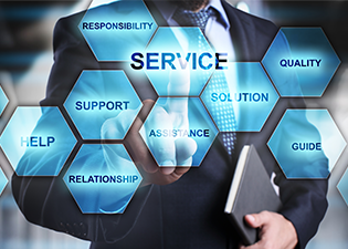 About us IT services